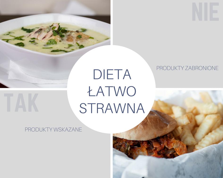 Dieta Lekkostrawna Ogólne Zasady Dietolog