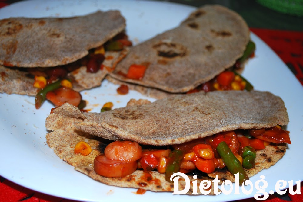 Domowa Tortilla Dietolog