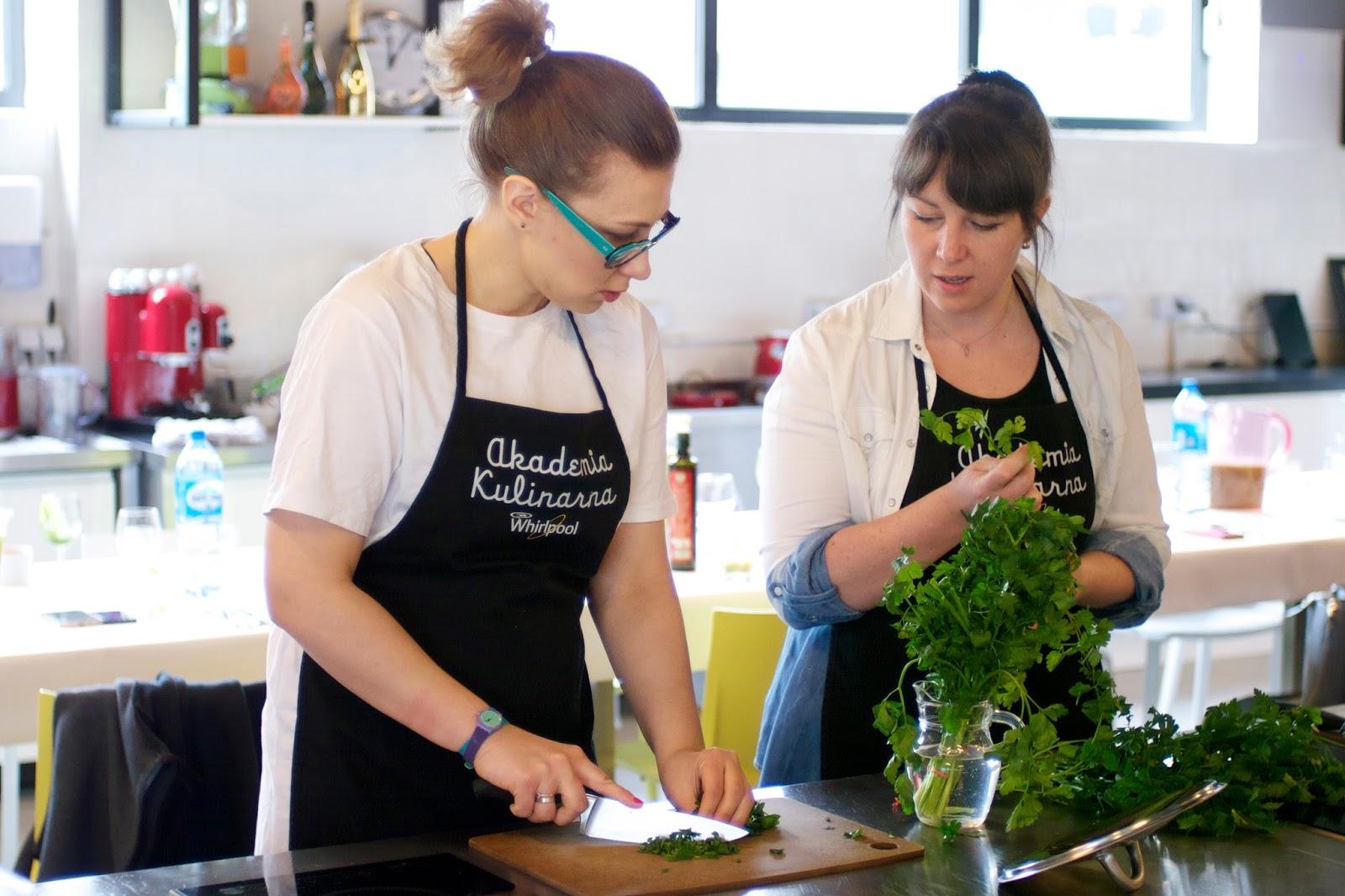 akademia kulinarna whirpool warsztaty