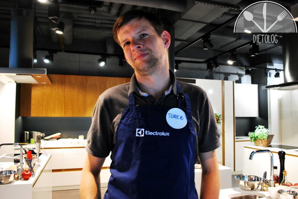 Tomek gotuje