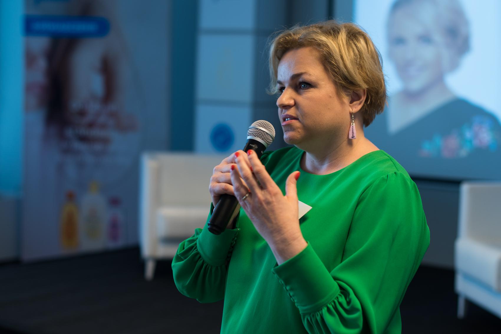 Katarzyna Bosacka o kupowaniu kosmetyków dla dzieci