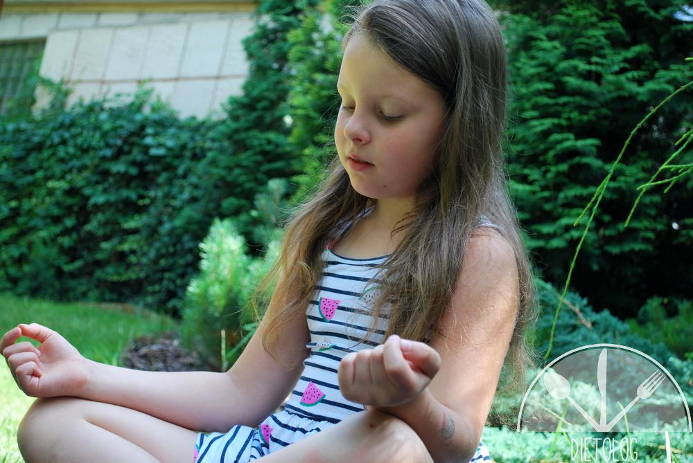zabawa w uważność mindfulness dla dzieci