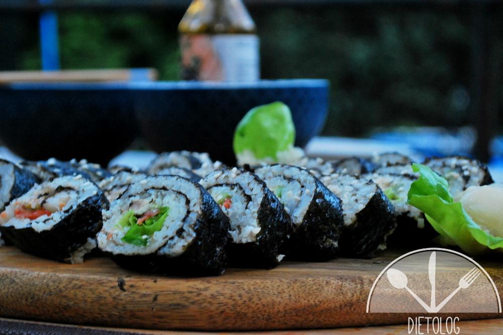 sushi dla diabetyka