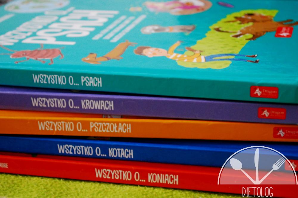 wszystko o ... książki dla dzieci