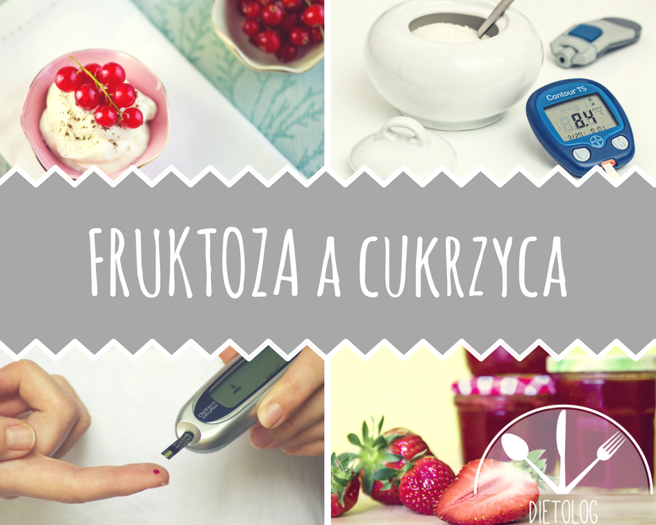 fruktoza a cukrzyca