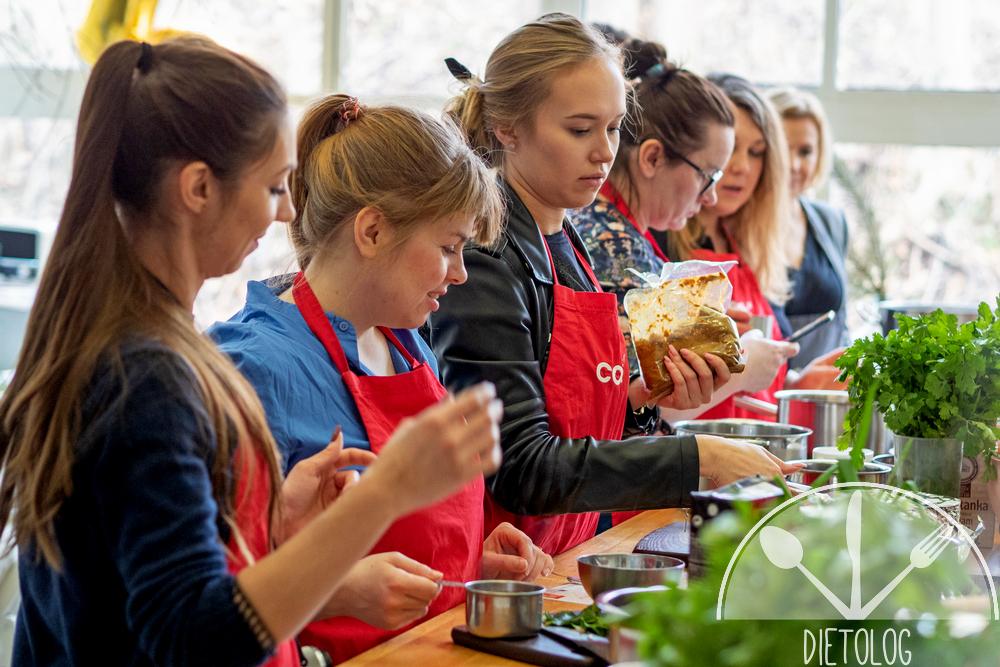 indyk z europy - warsztaty kulinarne
